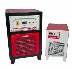 80CFM Cement Plant Compressed Air Dryer