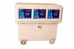 Servomate Three Phase Oil Cooled Servo Voltage Stabilizer