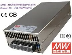 Meanwell 12VDC 50A Power Supply