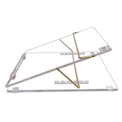 Acrylic Writing Table Stand