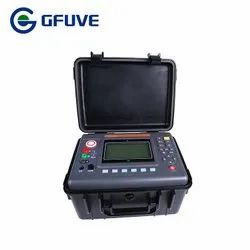 High Voltage Insulation Tester calibraction