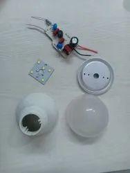 Digi Ceramic 5W LED Bulb Raw Material