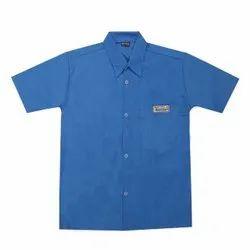 Cotton Mens Half Sleeve Shirts, Size: Medium