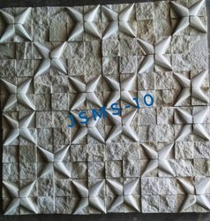 Designer Decorative Stone Mosaic Wall Tiles For Interior Exterior Wall Cladding