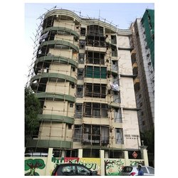 External Building Painting with Structural Repairing Service, Location Preference: Local Area