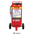 Safety Plus Mild Steel 50l Foam Based Fire Extinguishers, Capacity: 50 Litre