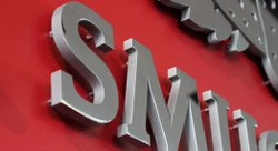 Steel Letters Signage Designing Services