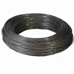 Silver Galvanized Steel Binding Wire, Gauge: 18
