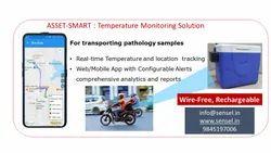 Asset Tracker Temperature