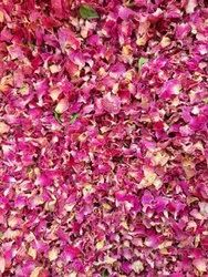Dried Pink Rose Petals, Packaging Size: 10 Kg And 20 Kg