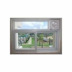 UPVC Fixed Windows With Ventilation-Manufacture