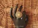 Polki Finger Rings
