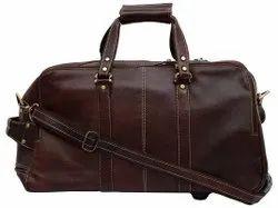 Leather BHLB-214 Brown Tourist Bag