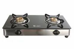 2 Burners Compact Gas Stove