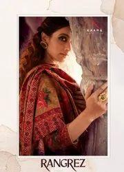 Kaara Rangrez Pashmina Winter Salwar Suits Catalog Collection