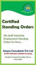Certified Standing Orders, Kerala