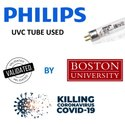 UVC Disinfection Box 150 Ltr