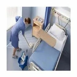 Monthly Hospital Housekeeping Services, Delhi Ncr