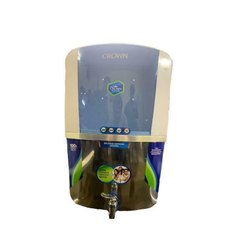 Royal Crown RO UV UF Mineral Water Purifier Machine System In Ss 304 Sparkle Tank- 8l