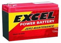 12 V Excel Power Solar Battery, 12Ah