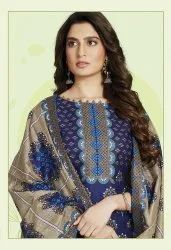 Devi Dhamaka Vol-6 Printed Cotton Dress Material Catalog Collection