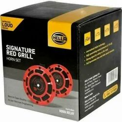 Signature Red Grill