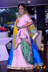 Wedding Wear Ladies Designer Lehenga Dress