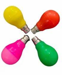 Ceramic Round 9W LED Bulb