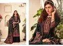 Tunic House Tamanna Velvet Handwork Winter Wear Suits Catalog