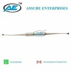 Maxillofacial Plate Holding Fork Orthopedic Instrument