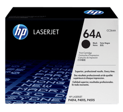 HP 64X High Yield Black Original LaserJet Toner Cartridge