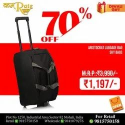 Skybag Luggage Bag, For Travelling
