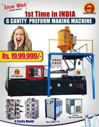 Pet Preform Molding Machines