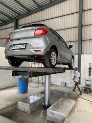 Single post (or) Chasing model Washing Lift