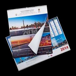 Paper Wall Calendar Printing Services
