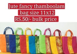 Navarathri  return gift Bag