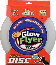 Glow Flyer Flexible Disc Toy