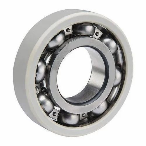 Chrome Steel Radial Ball Bearing, For Automobile Industry