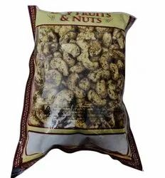 Whole Salty Pepper Cashew Nuts, Packaging Size: 250 g