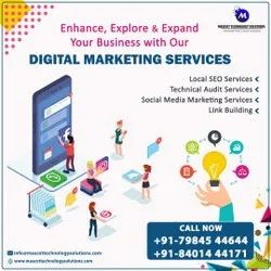 6 Month Digital Marketing Solution Services, Social Media Platform