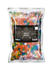 Winola Assorted Flavour Soft Jelly Beans, Packaging Size: 1 Kg