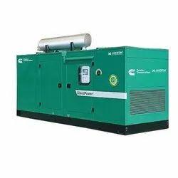 For Power Kirloskar Silent Generators