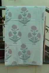 Block Printed Dohar Blankets
