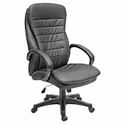 Fabric Leatherette Leather Executive Chair