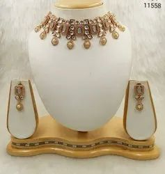 Kundan Fancy Chocker Set