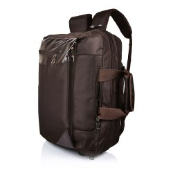 Suntop 15.6 Inches Leather Laptop Bag