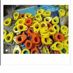Yellow,Orange Stainless Steel Swing Hook
