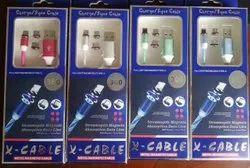 3 in 1 lighting deta cable