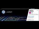 HP 202X High Yield Magenta Original LaserJet Toner Cartridge