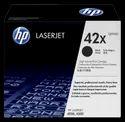 HP 42X Black High Yield Original LaserJet Toner Cartridge